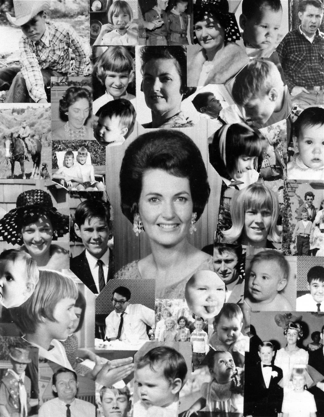 Lorraine Ellen Hansen - Matriarch of the Family