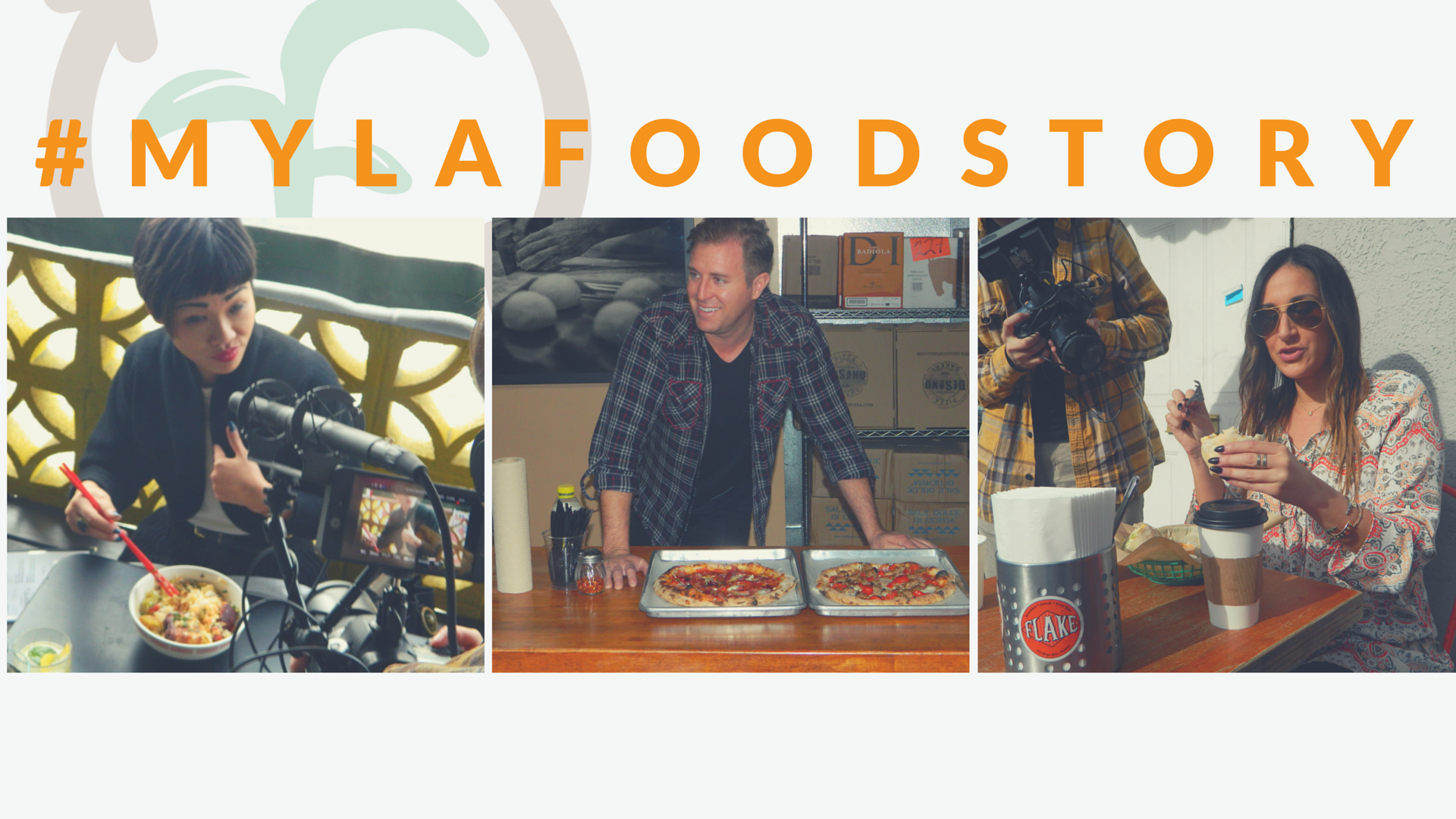 Food Tribe's Upcoming food show #MyLAFoodStory