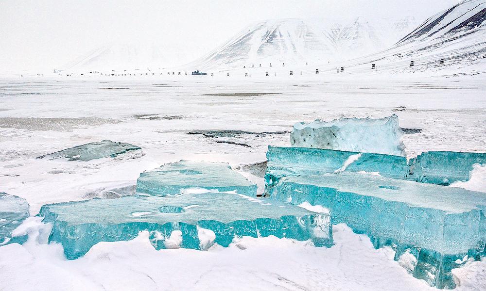 © Christian Clauwers, Svalbard, 2014.