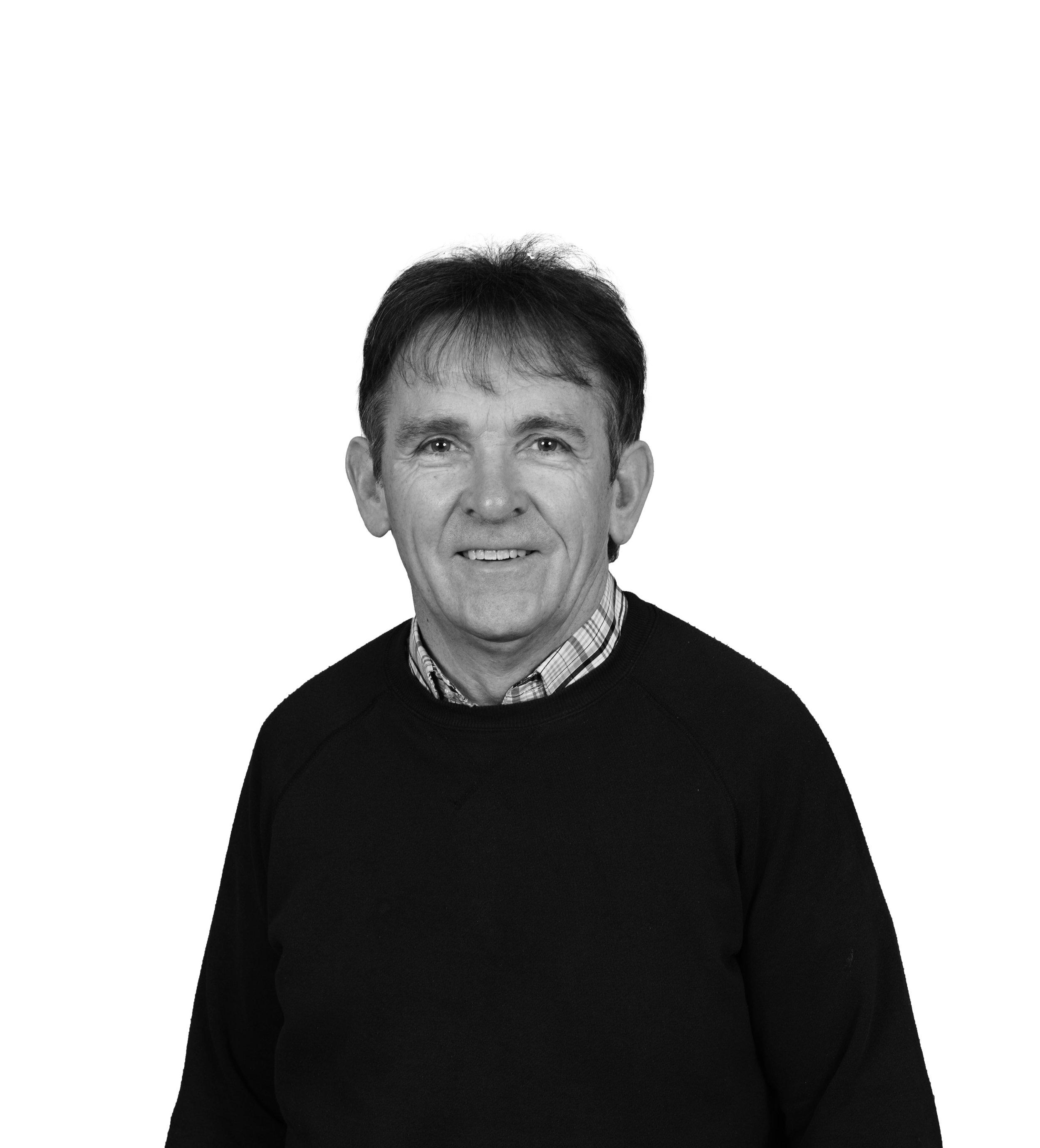 Adrian Gribben   Plastics Production Manager