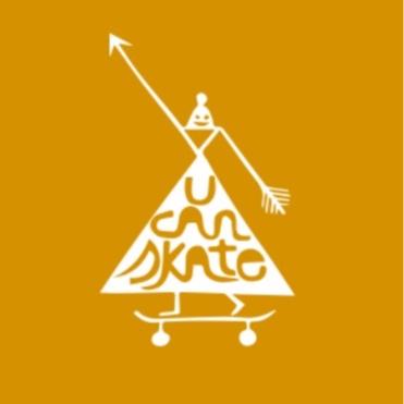 UcanSkate Logo designed by Spanish artist  Fernando Elvira .