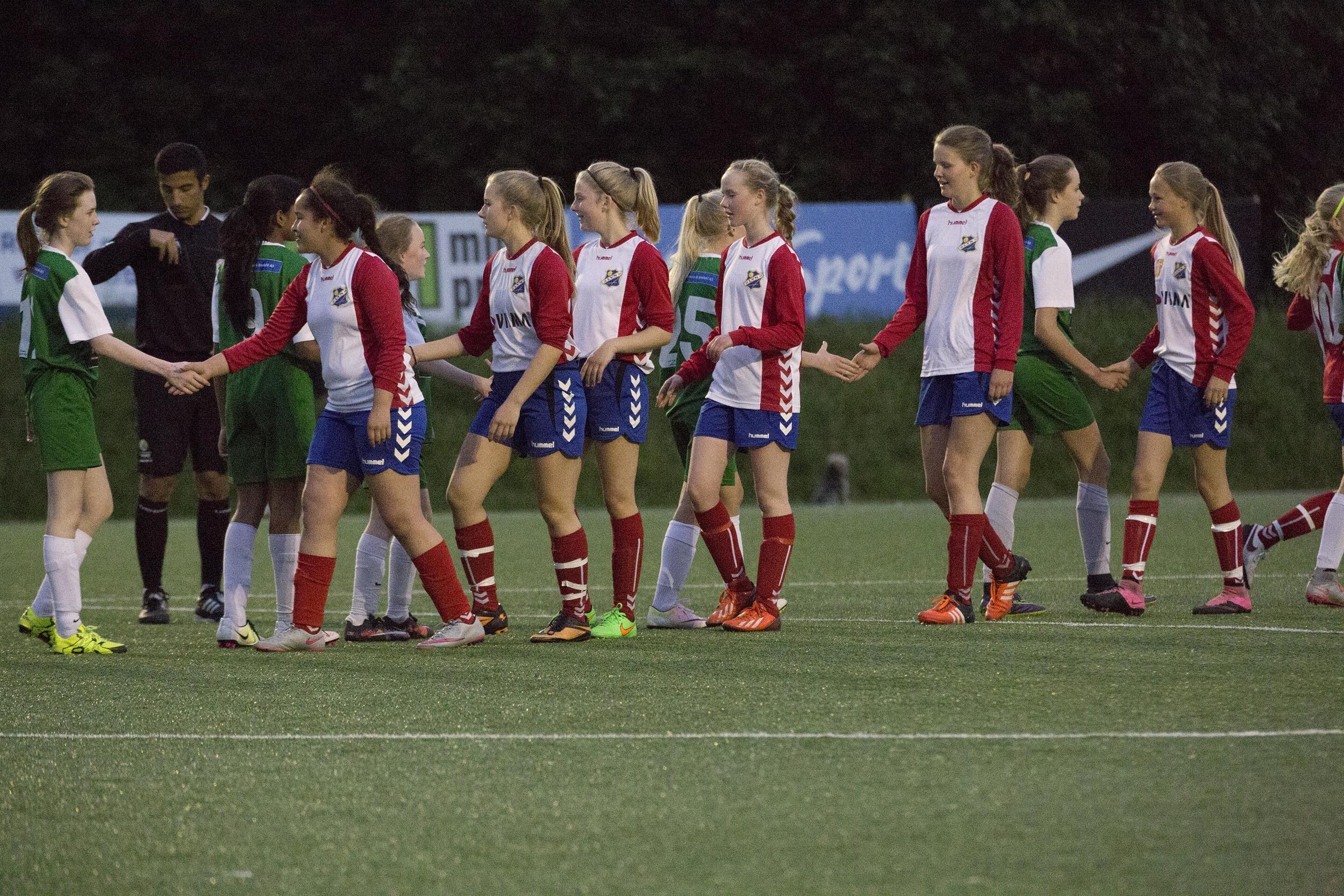 Takk for kampen!  Alle foto: Gunhild Lien