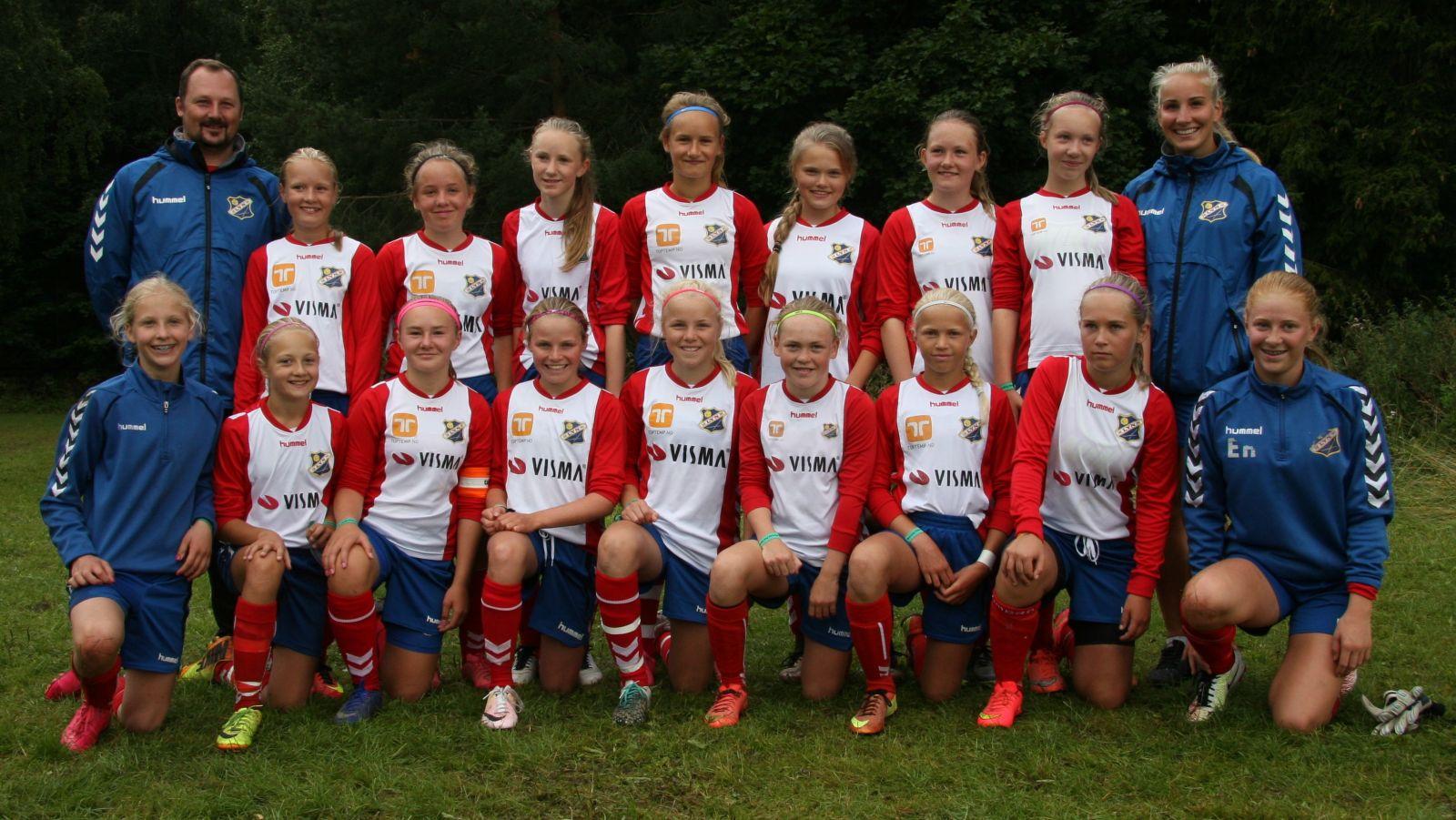 3.Plass i Norway Cup 36-7 i målforskjell, 6 Seire og 1 Tap