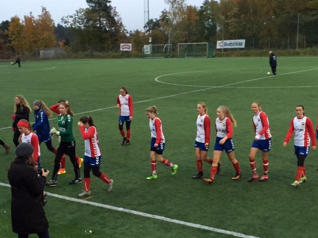 Klar for finale etter 3-1 mot Høvik i semifinalen