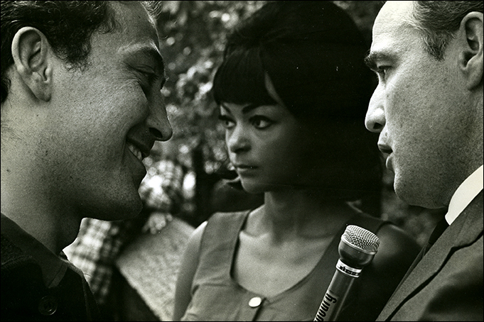 Marlon Brando and beauty