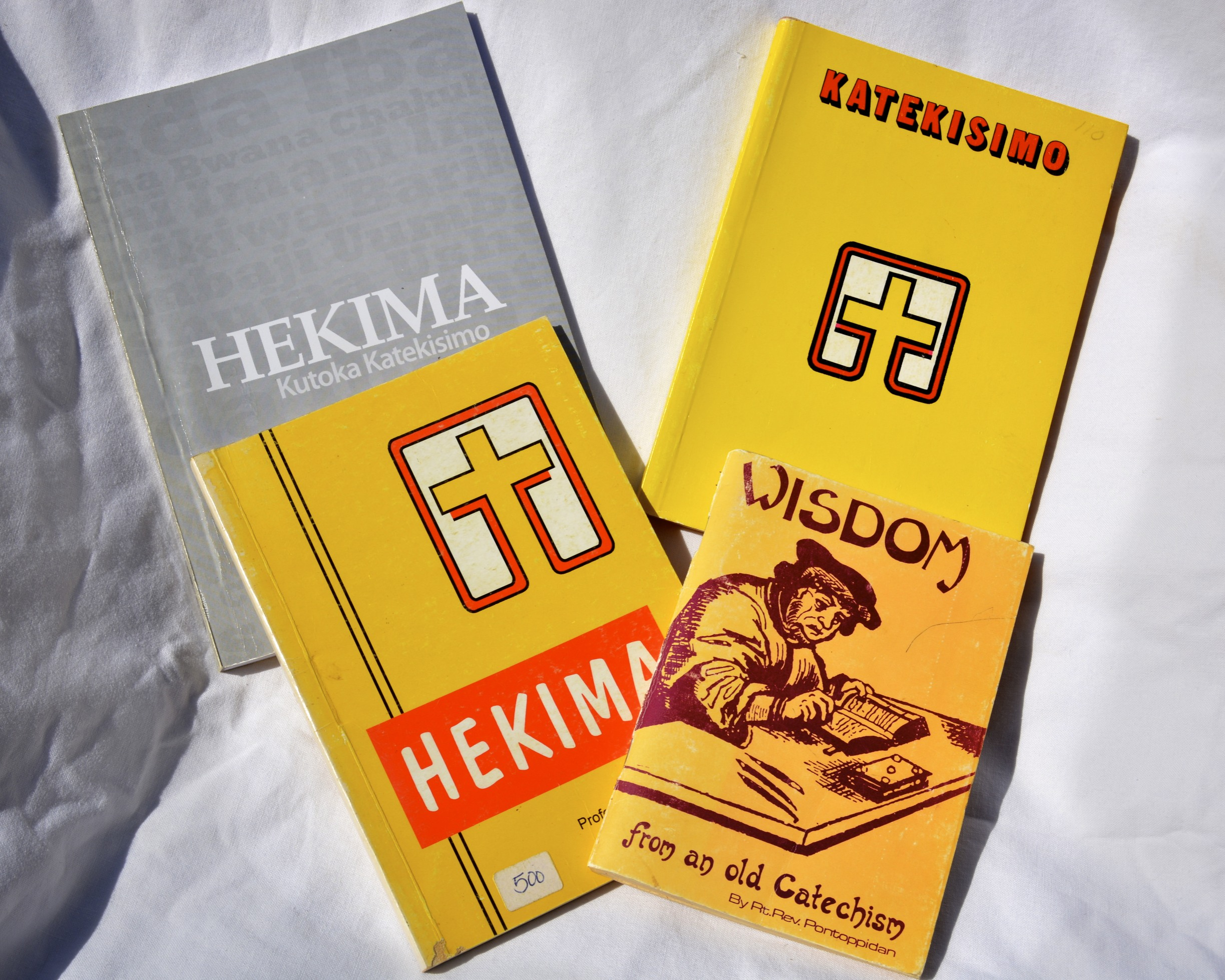 The different issues of Hekima and Wisdom.