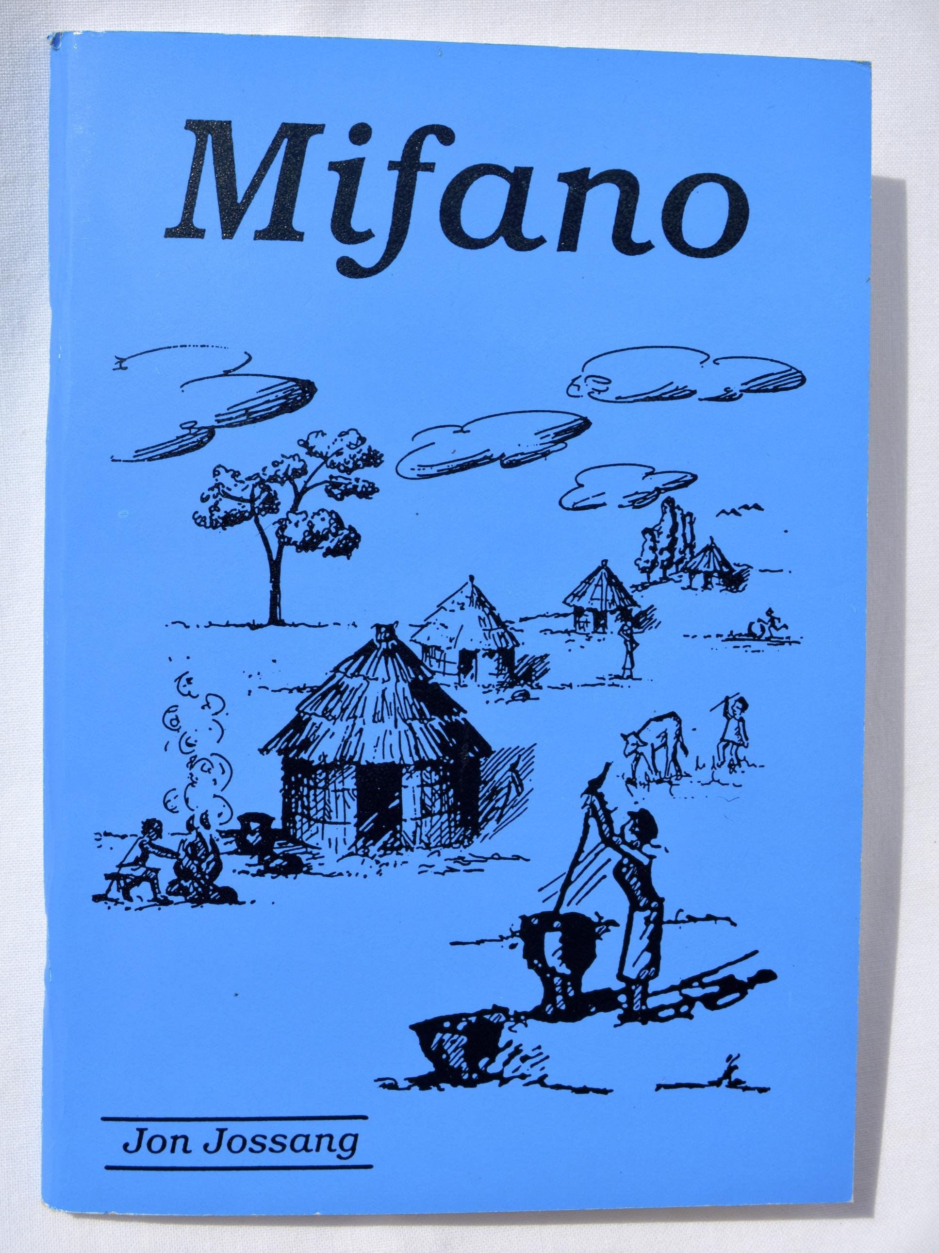 """""""Mifano"""" -toleo la zamani/older edition"""