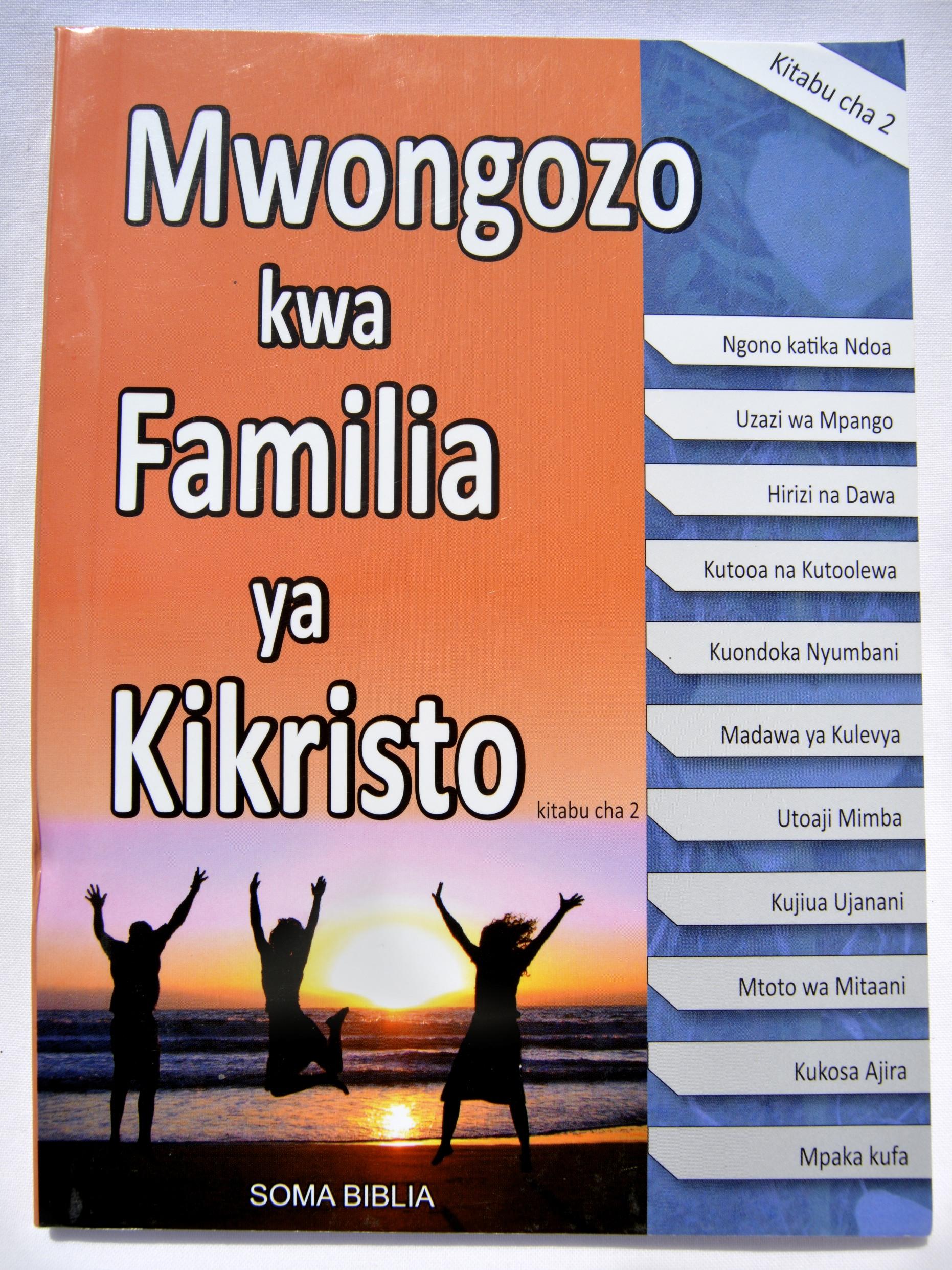 Mwongozo kwa Familia ya Kikristo no.2