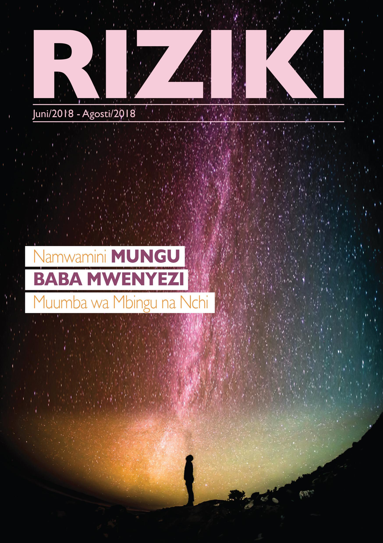 RIZIKI # 2, 2018 -