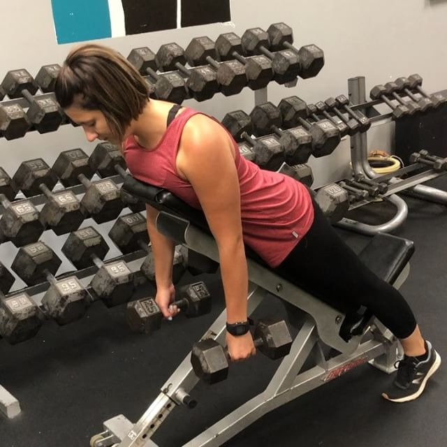 Here are four rowing movements great for the posterior chain, building a stronger back, and helping your deadlift. Each of these movements get progressively harder. Remember to keep your back flat and retract your shoulder blades when rowing. #strengthandconditioning #chiro #rowingexercises #posteriorchain