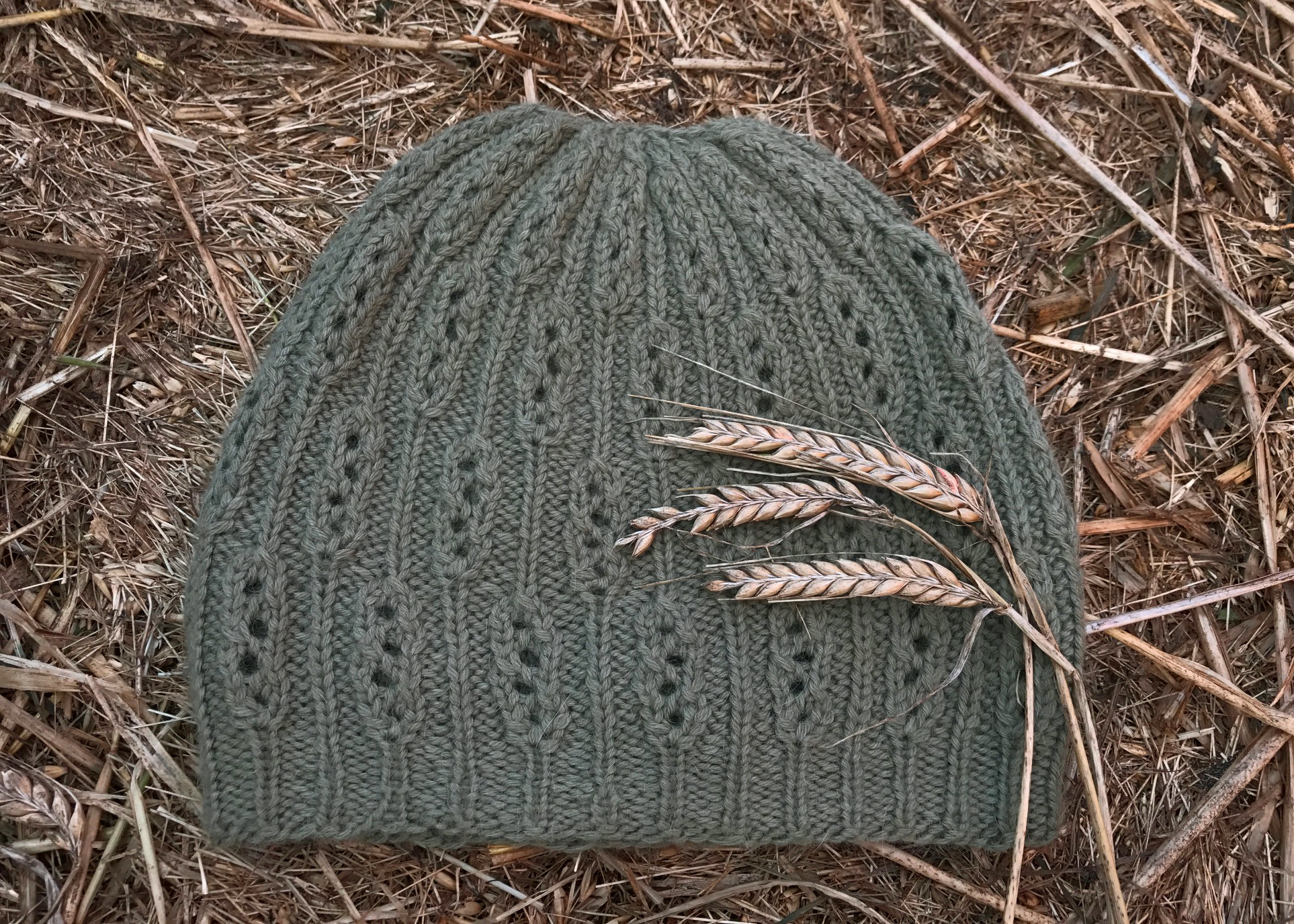 Knitting With Yarn Held Double > LB Handknits
