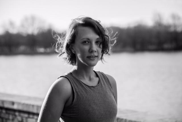 Portrait of Jenna Stelmok by Daniel Kontz