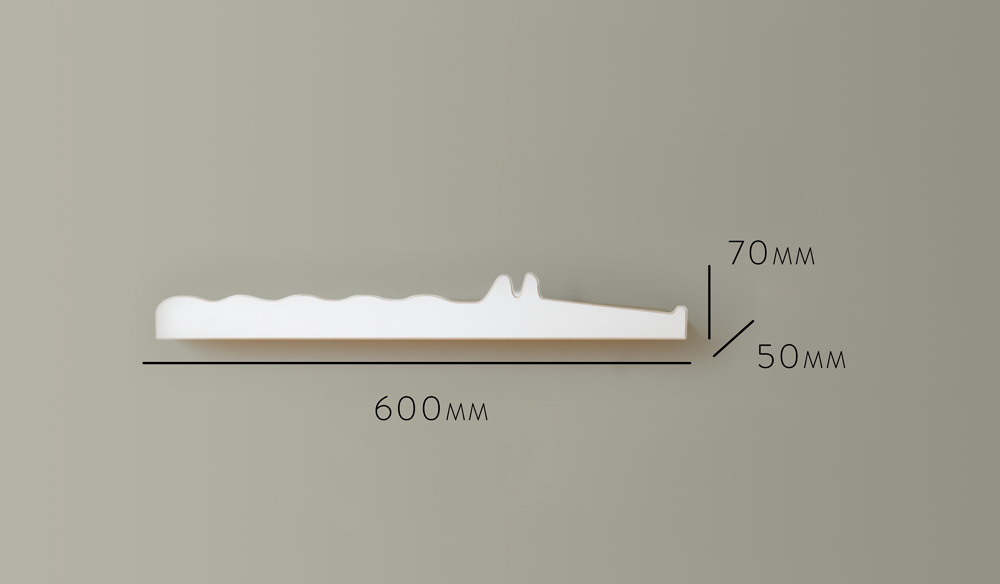 Elly,The Bookshelf's measurements.