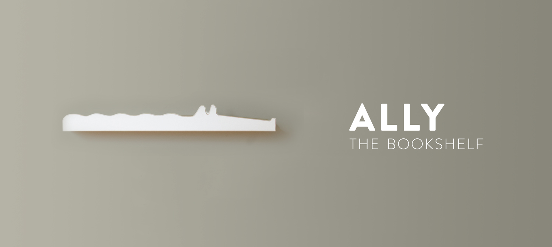 Ally, The Bookshelf