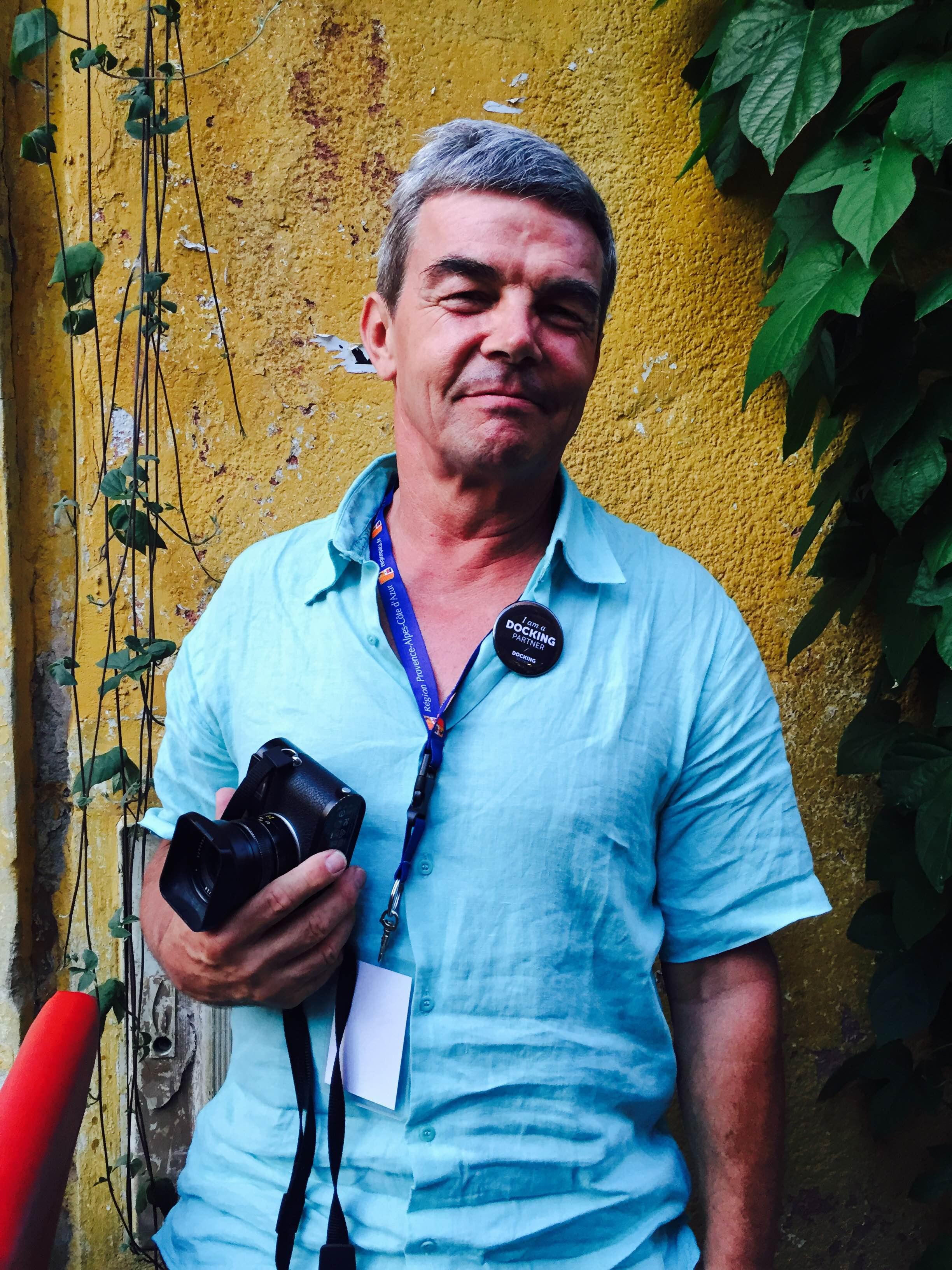 BRUNO CHALIFOUR    Director Spectrum Gallery at Lumiere