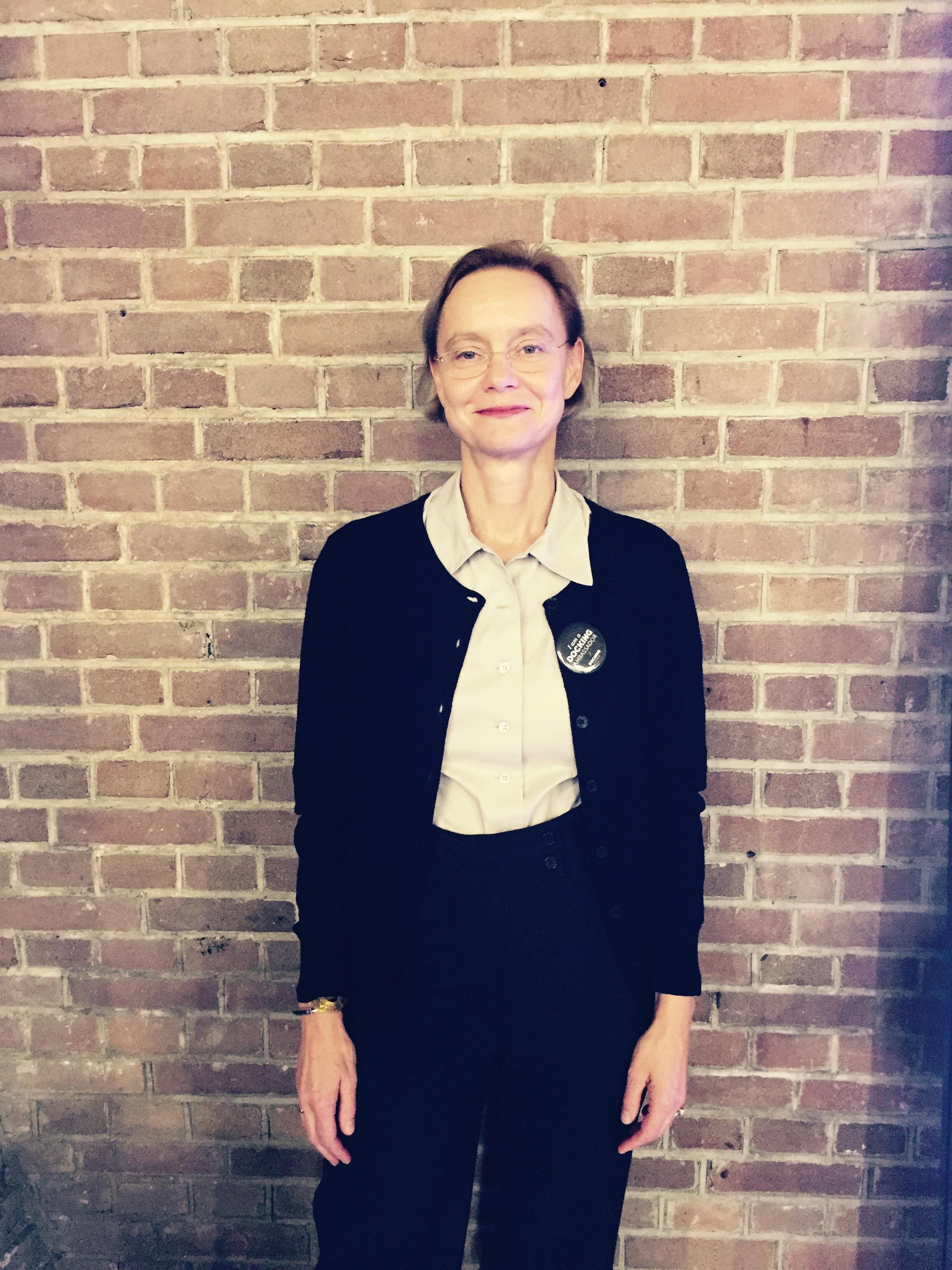 ANNA TELLGREN    Curator at Moderna Museet, Sweden