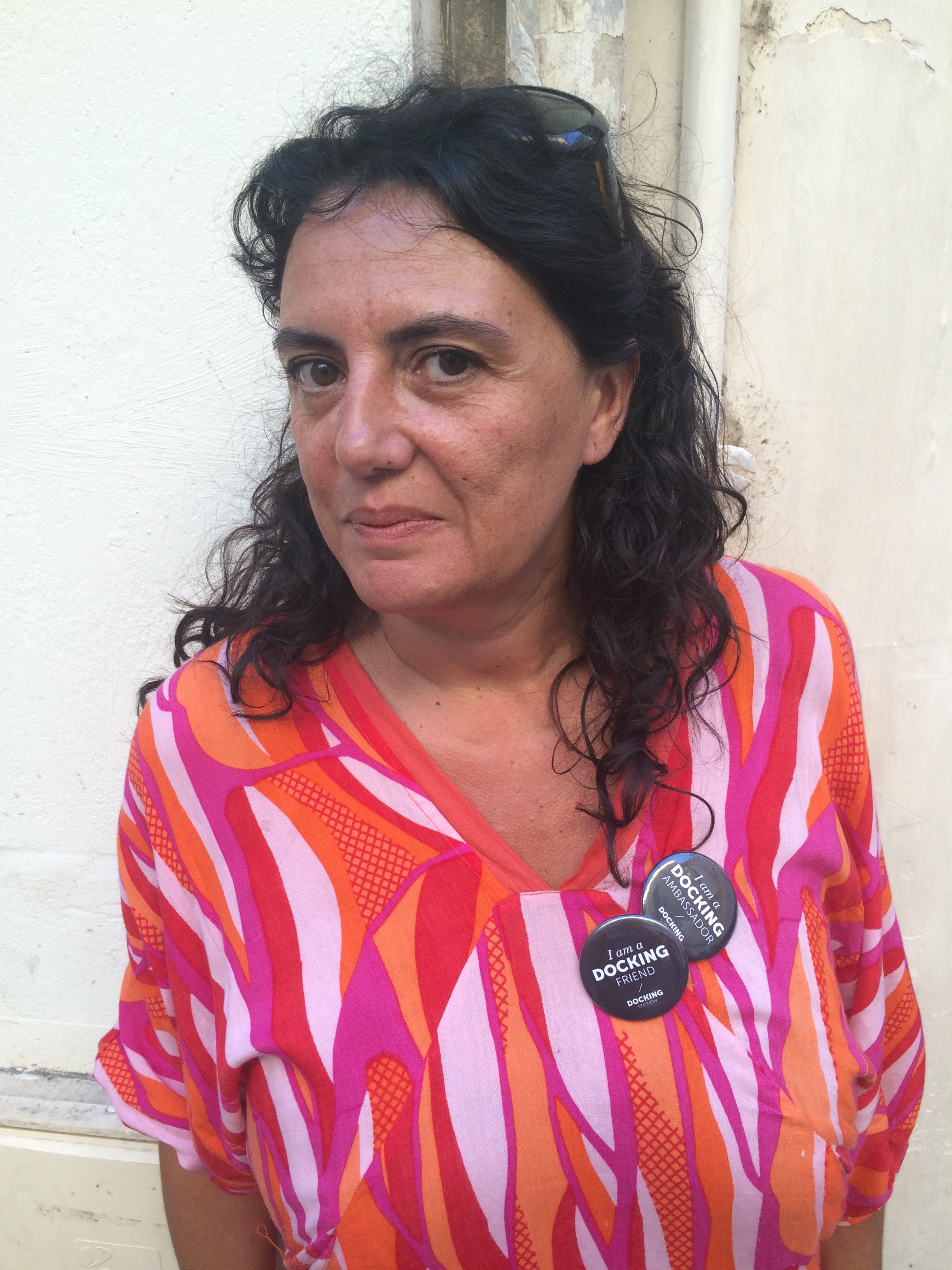 NATHALIE BELAYCHE    Founder of Food For Your Eyes, independent curator, producer and art consultant
