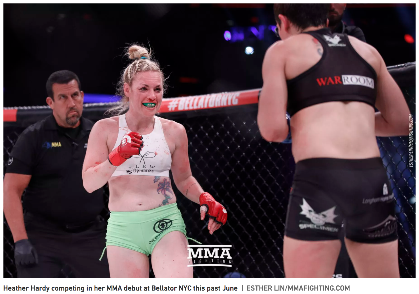 PC: MMA Fighting