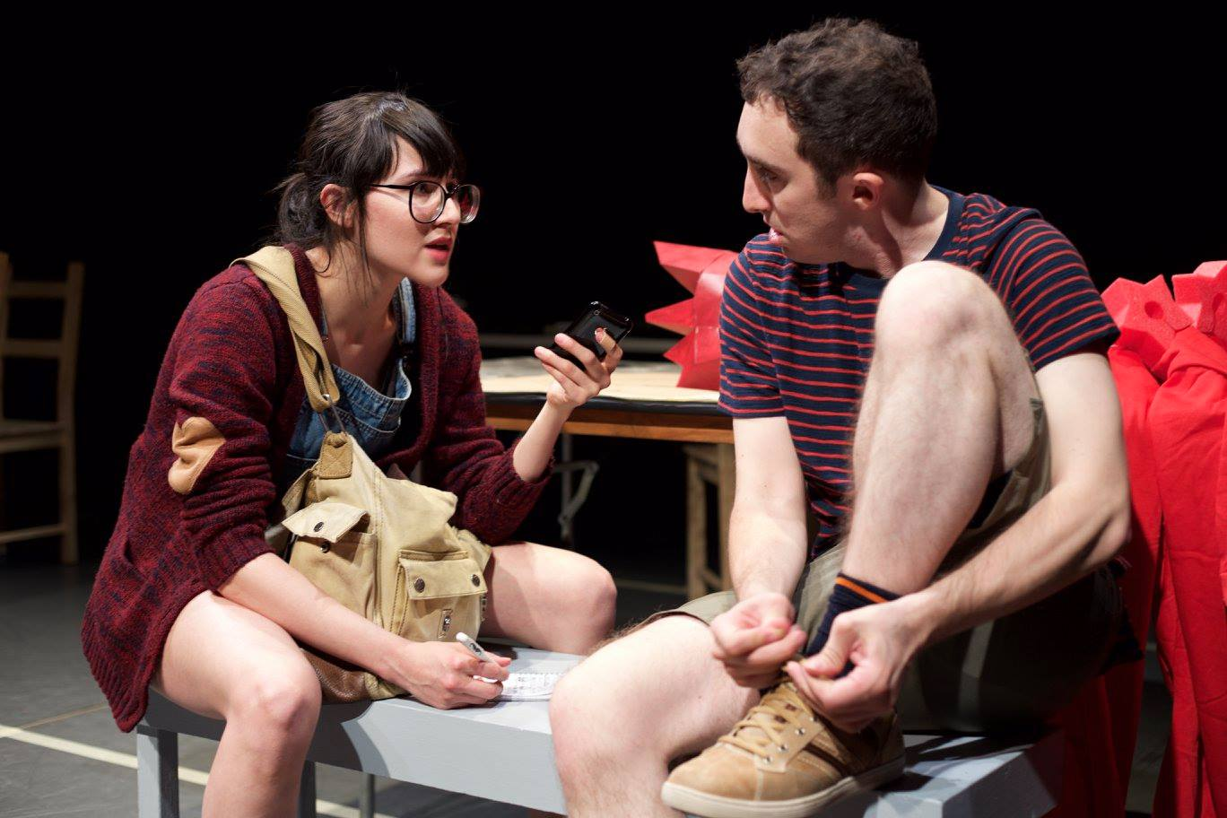 Trees in their Youth - New Plays Now 2016