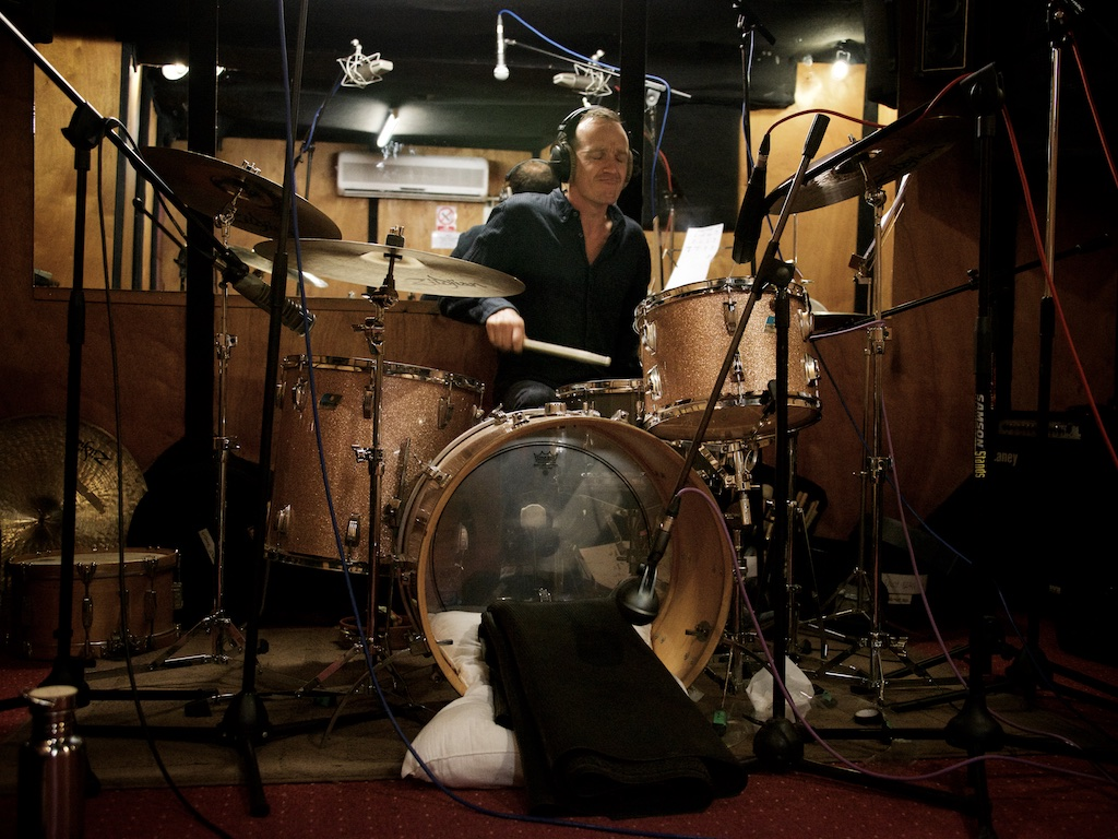 Luke Bullen at Westbourne Studios, London