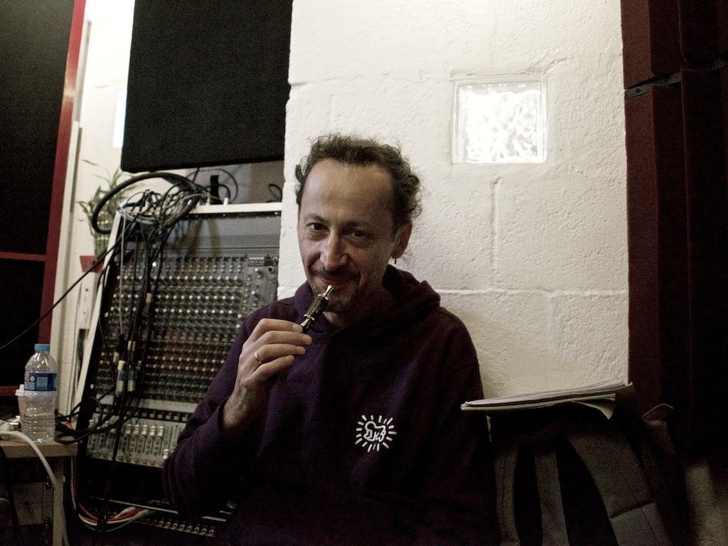 Misha Pesic: engineer at CTRL Room, Westbourne Studios, London