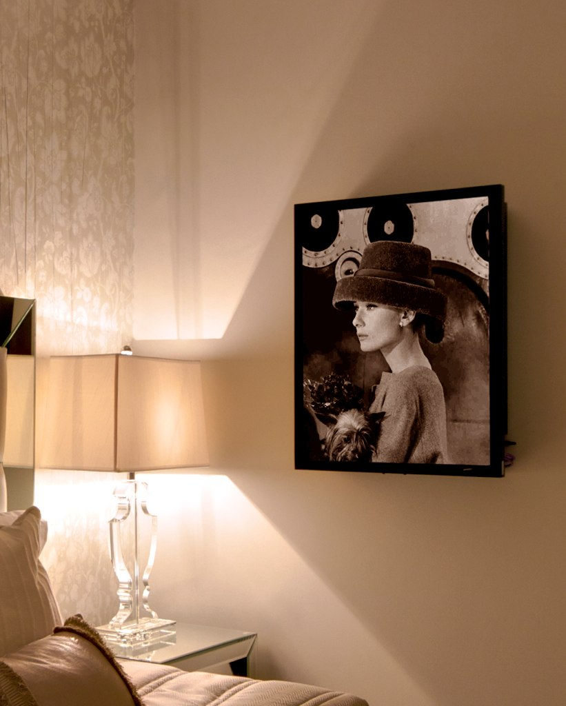 Photograph courtesy of Artcoustic - Futurehome Showroom