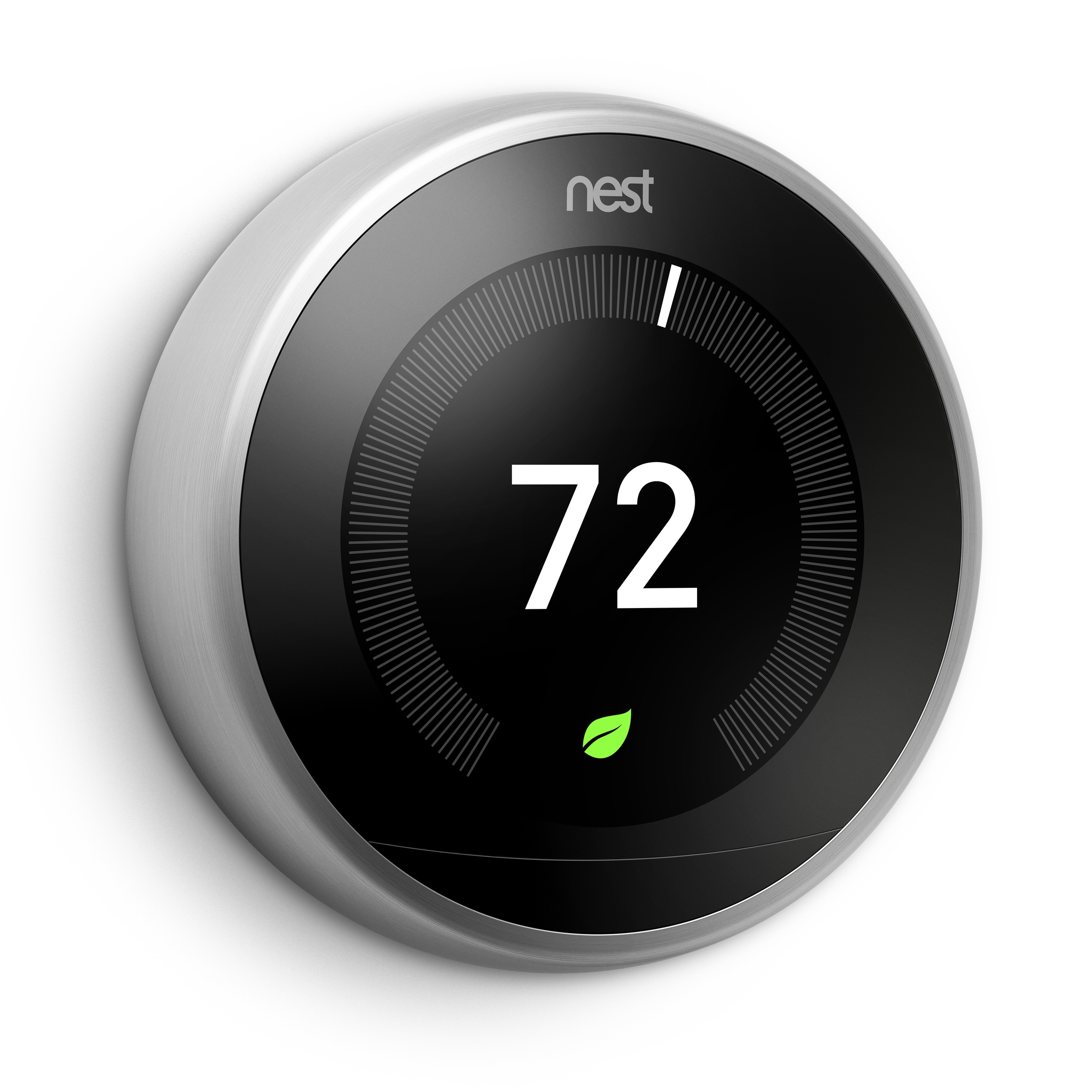 Nest Thermostat - Phograph courtesy of NEST