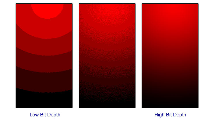 BENEFITS OF HIGH bit depth - PHOTOGRAPH COURTESY OF THE ULTRA HD ALLIANCE