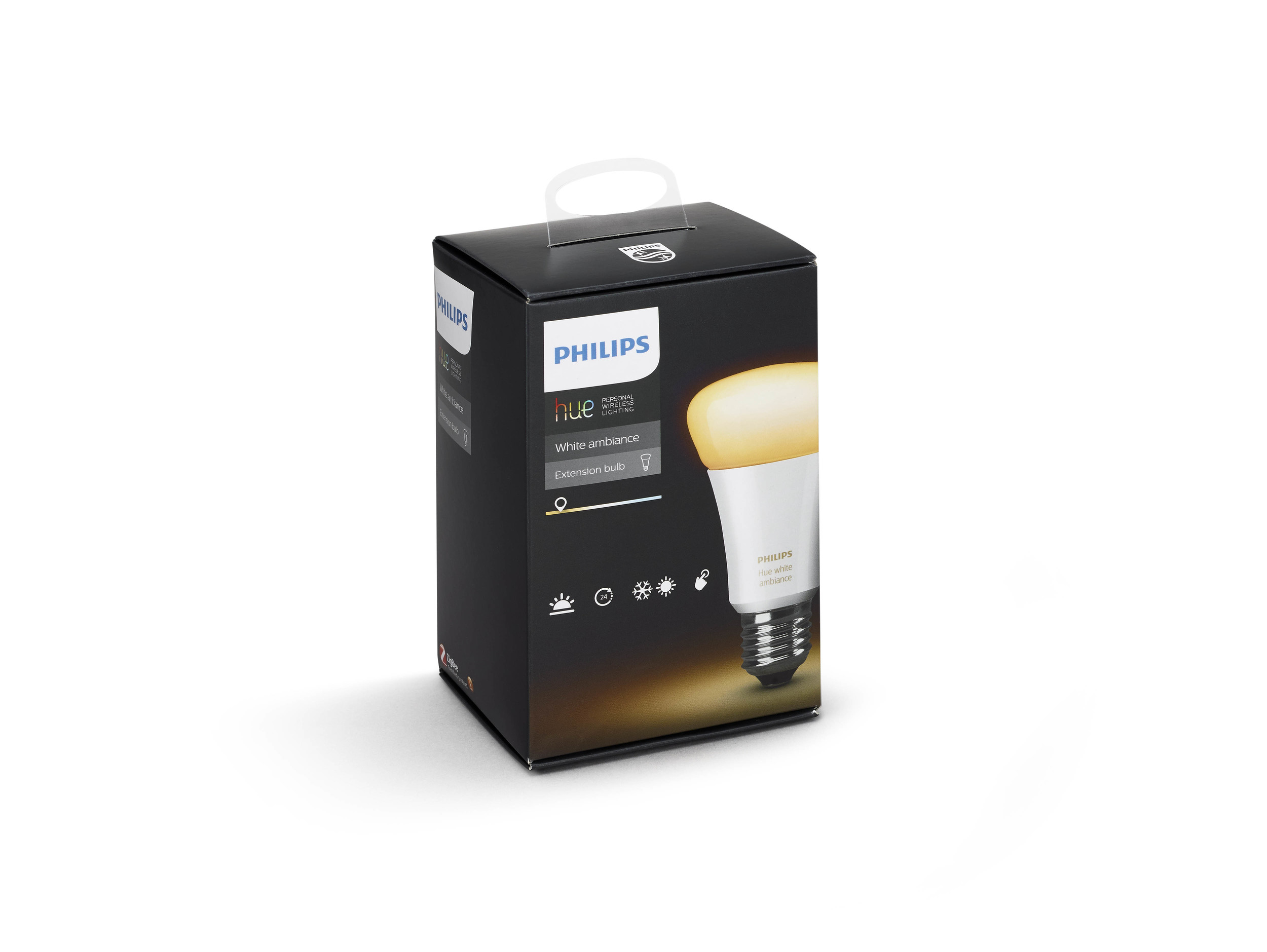 Spare lamp - PHOTOGRAPH COURTESY OF PHILIPS LIGHTING