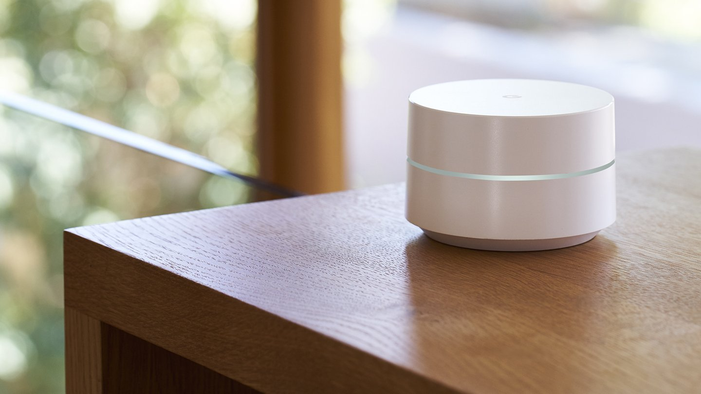 Google Wifi - Photograph courtesy of Google