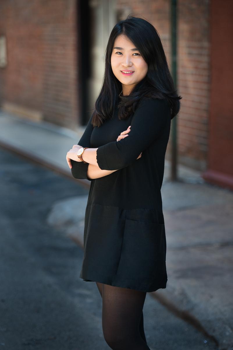 Shan Jiang, Senior Designer; Assoc. IALD, MIES