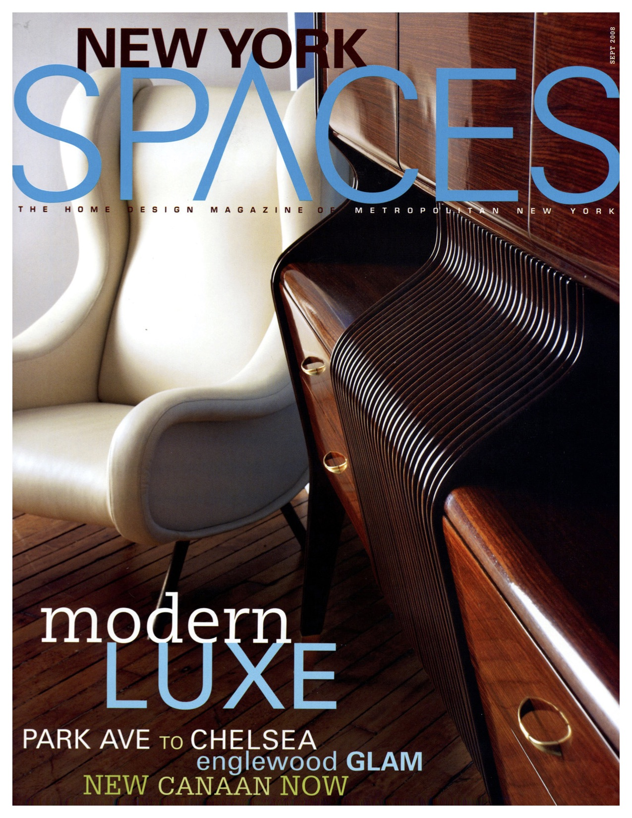 09.08 NY SPACES (GH & MH MY FAVORITE SPACE)