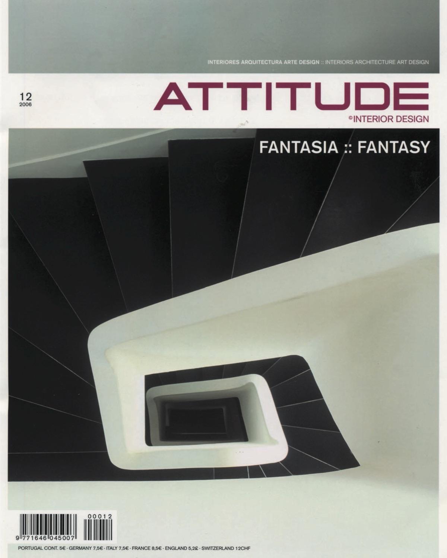 12.06 ATTITUDE - PORTUGAL (PARK AVE LOFT)