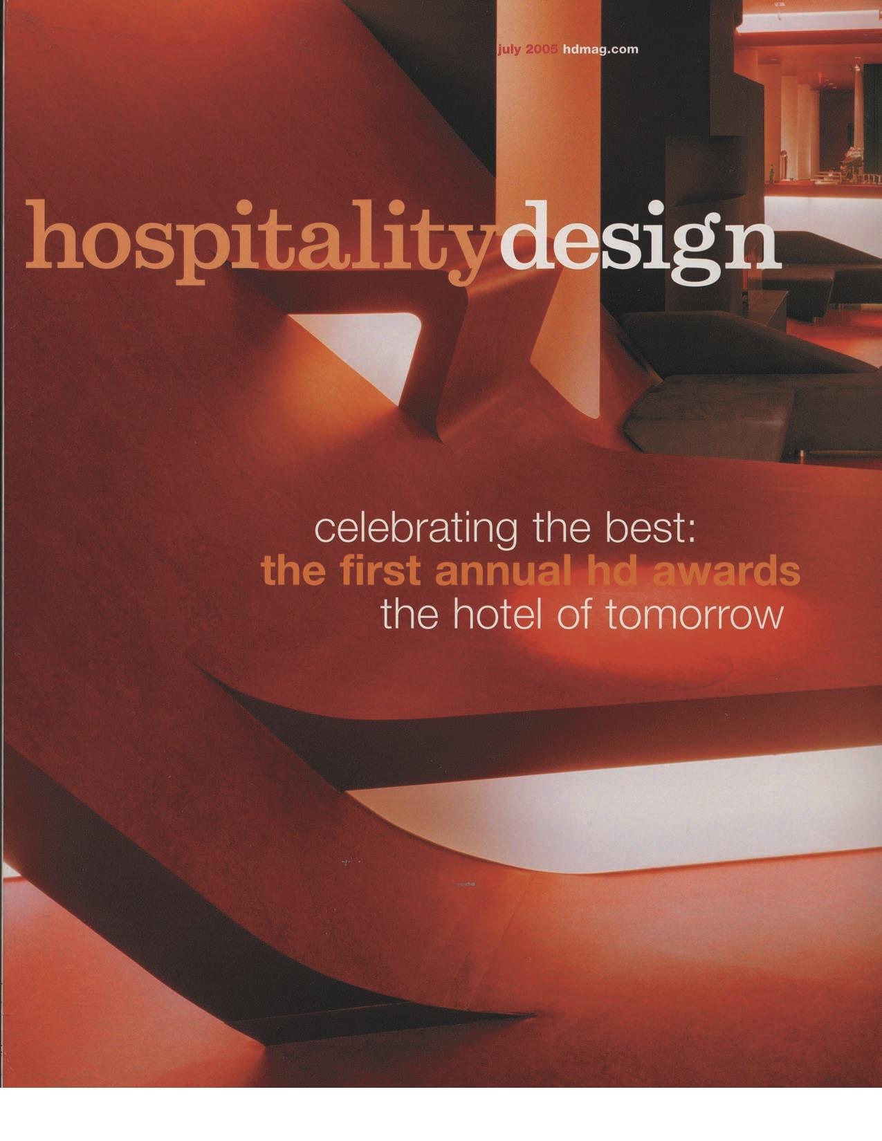 03.05 HOSPITALITY DESIGN (JUAN VALDEZ FLAGSHIP CAFE)