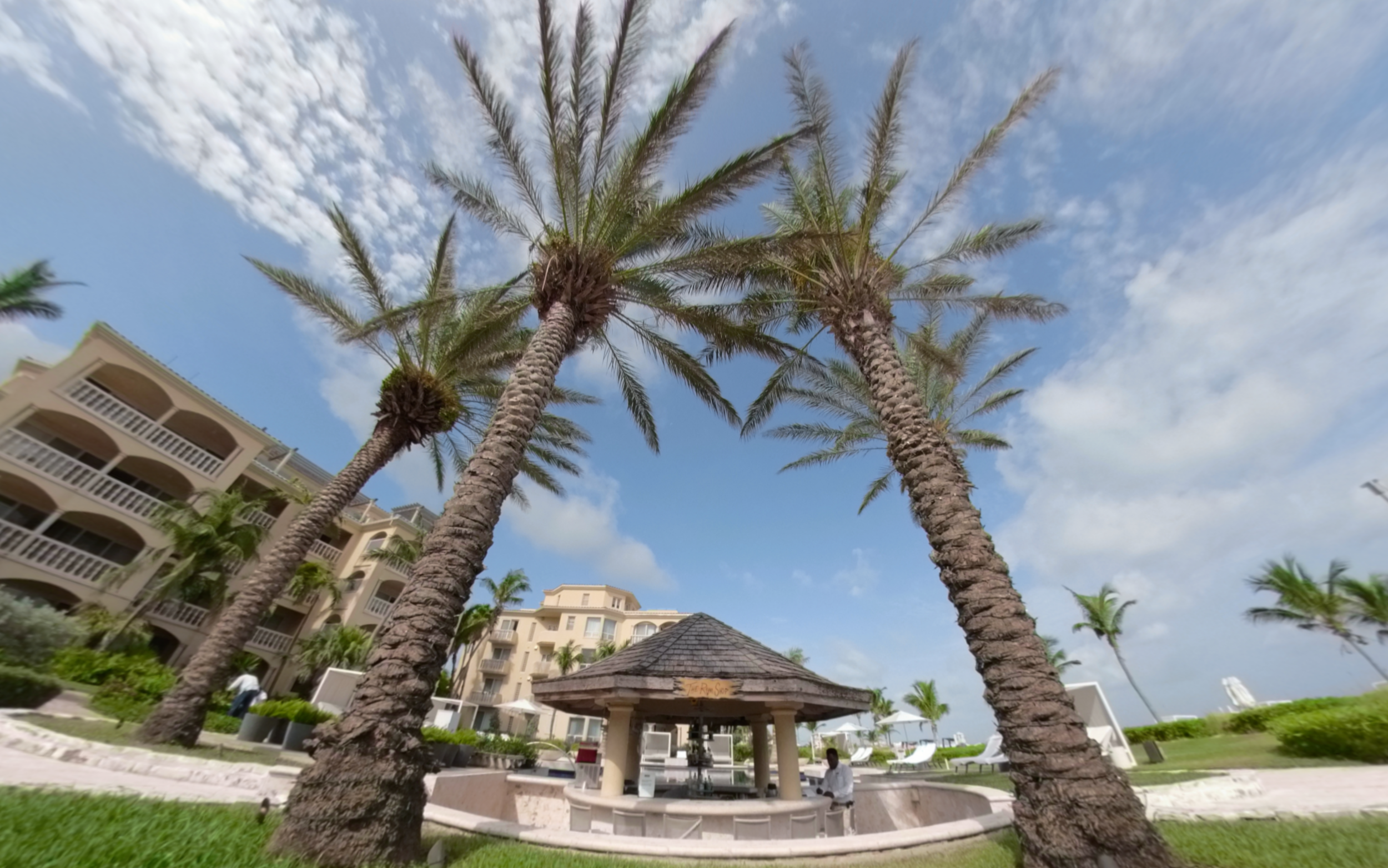Grace Bay, Rum Shop, Turks and Caicos - Click for VR 360