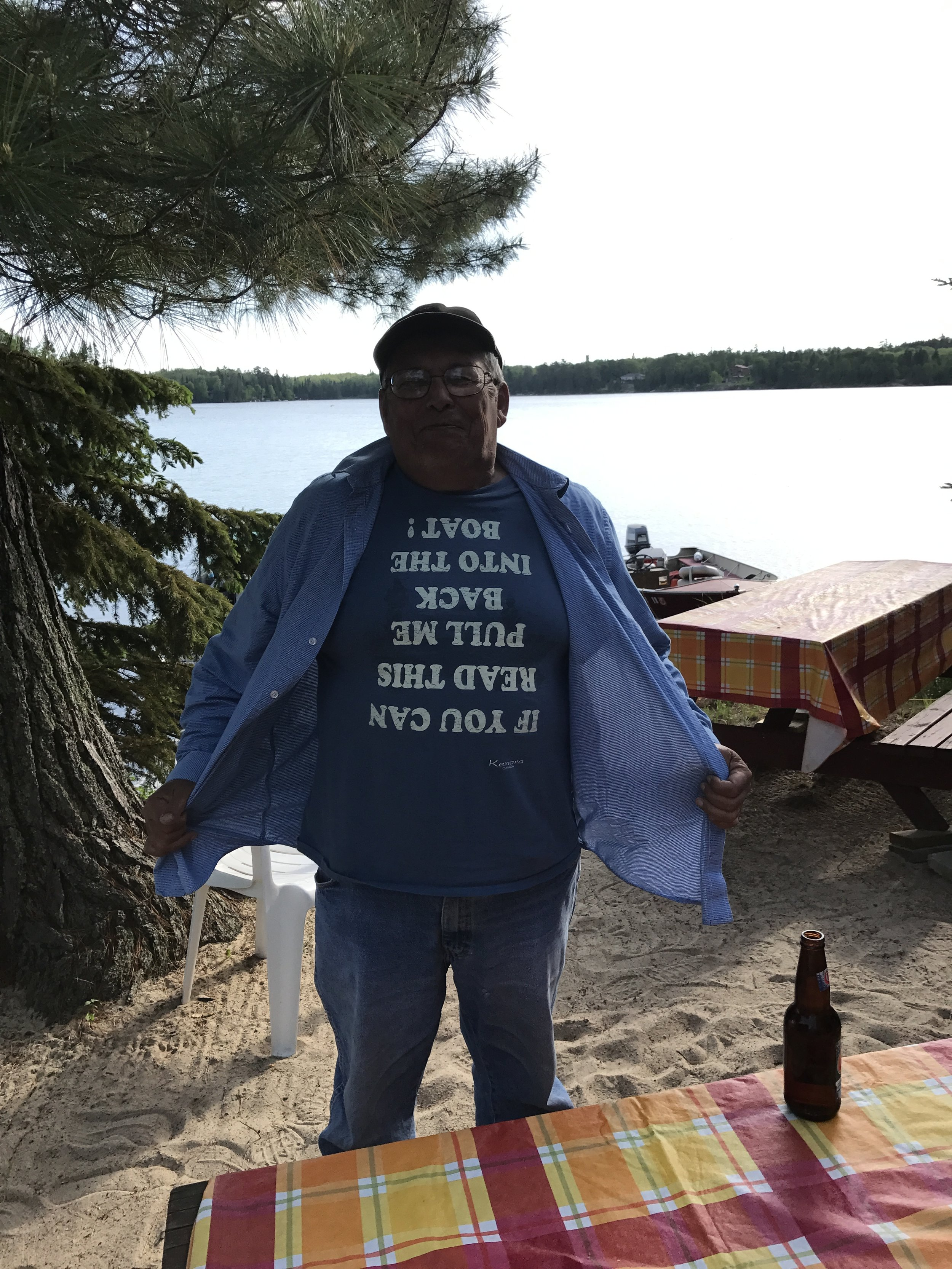 Neat T-Shirt...