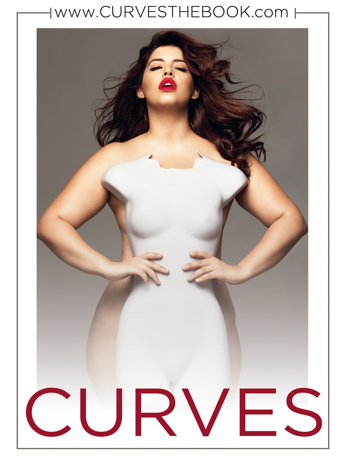 CURVES the art book