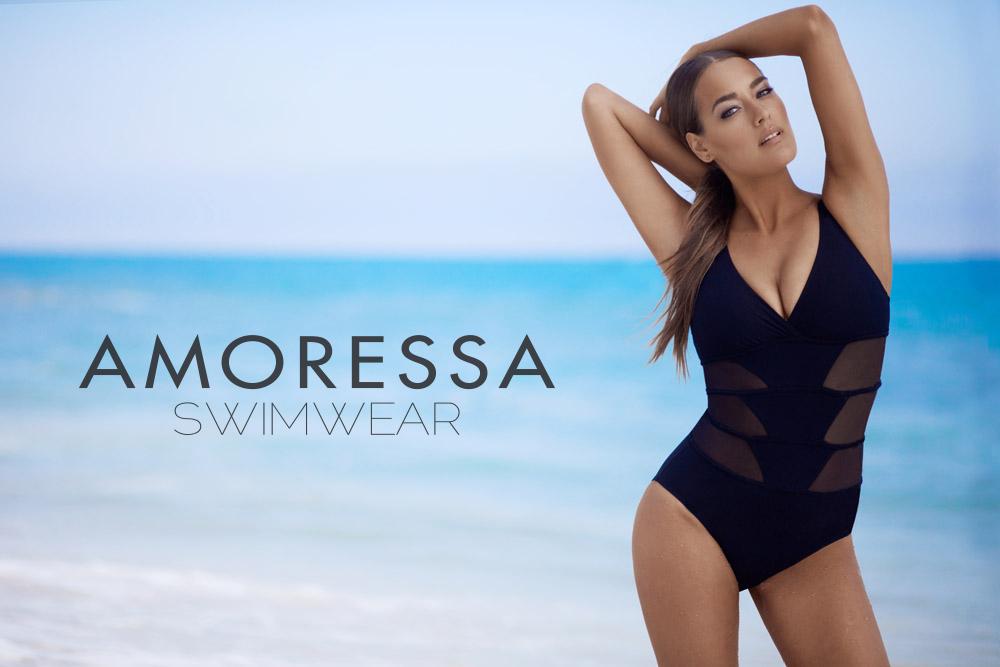 Amoressa swimwear campaign 2017