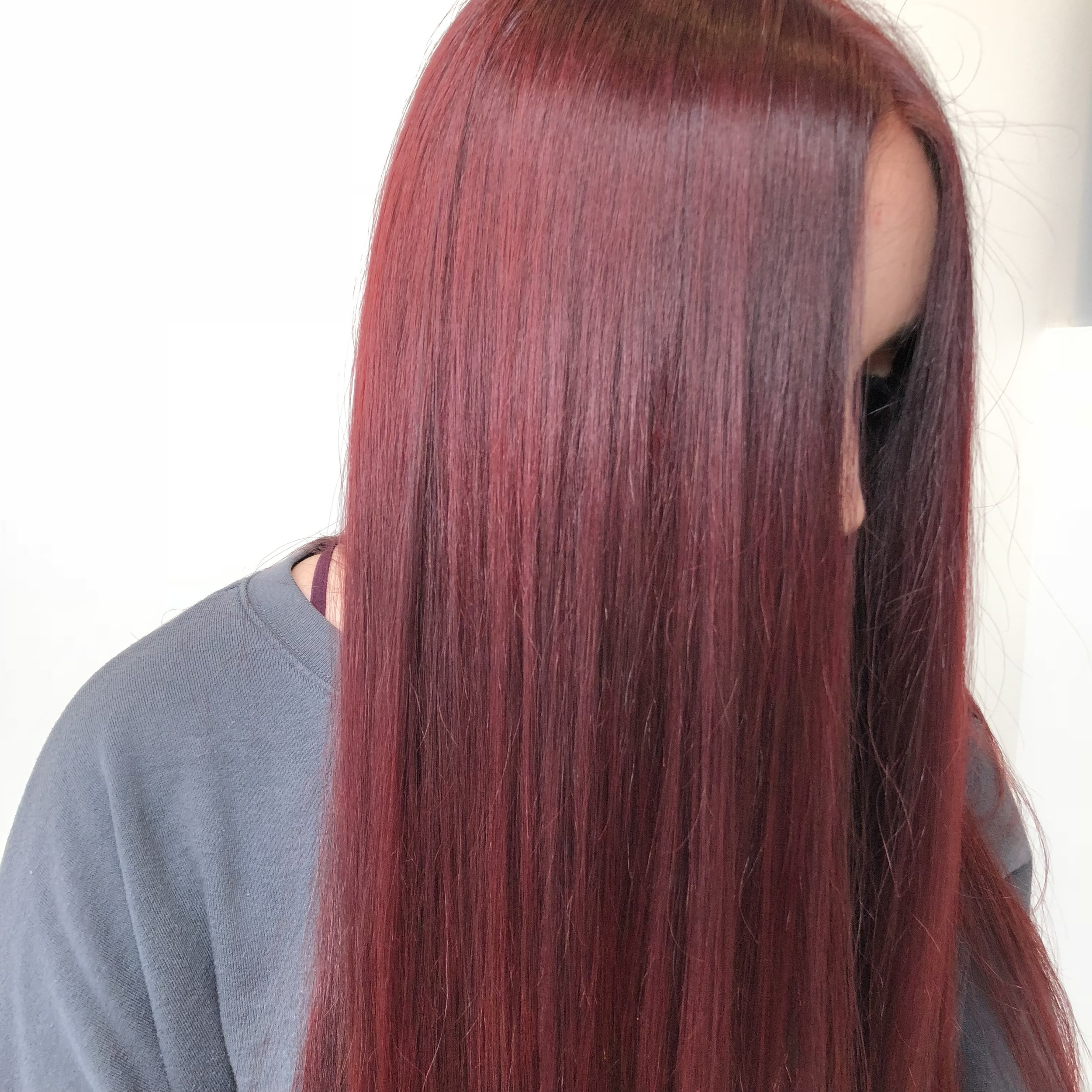Real Red - From Blorange to mulled wine - reds have been in for the last few years. But the true red that we all love is making its come back. Little Mermaid inspired.