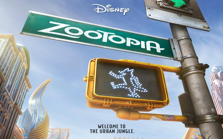 Zootopia  once again roared to the top spot with an estimated $37.16 million.