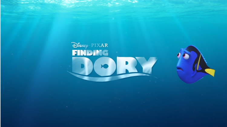 Finding Dory three-peats at #1 with an estimated $41.8 million.