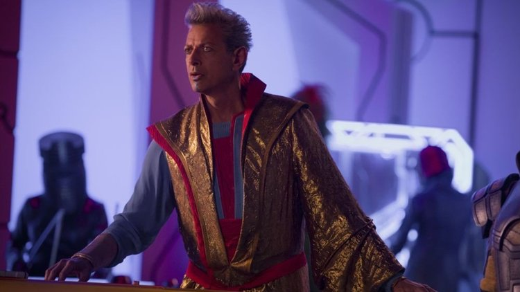 Thor: Ragnarok  repeated at the top spot with an estimated $57.1 million. The Goldblum approves.