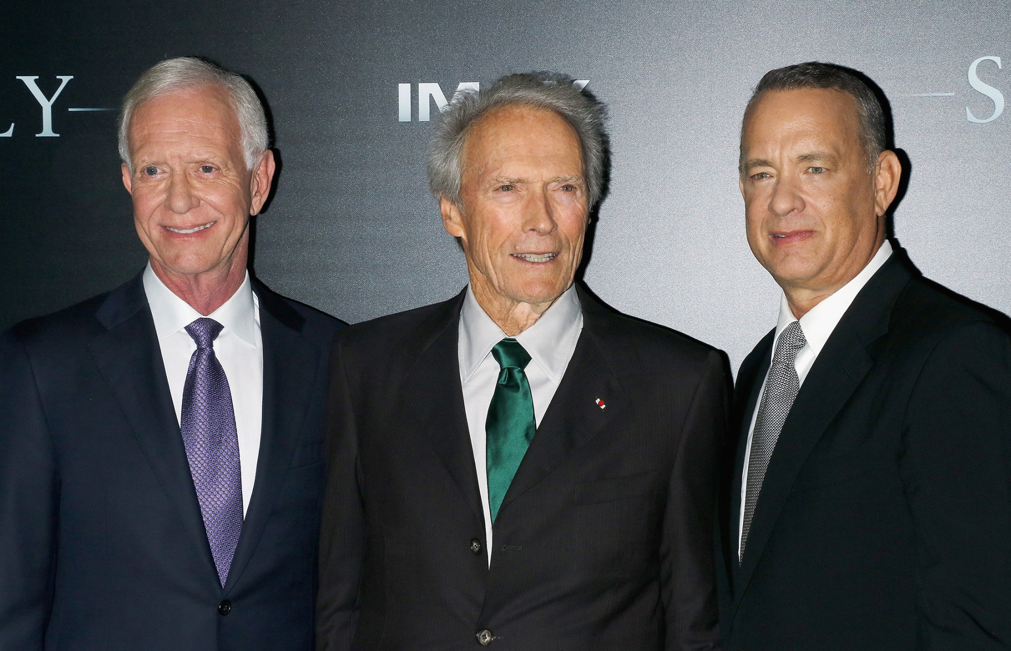 The Real Captain Sully, Clint Eastwood, and Tom Hanks
