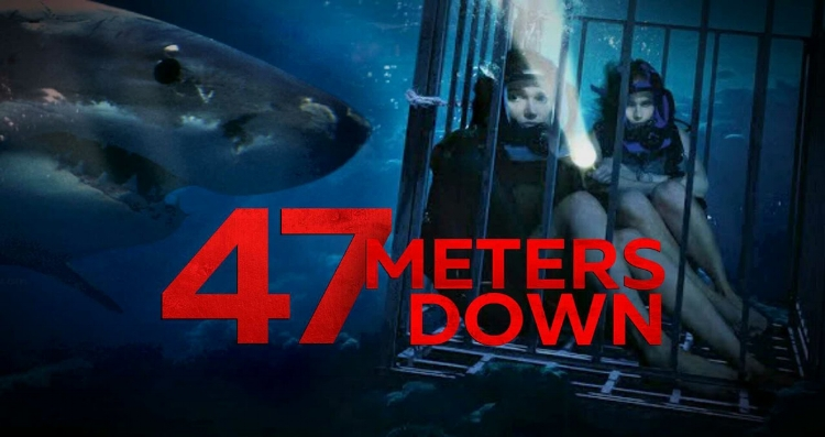 I'd Rather Be Trapped 47 Meters Below The Surface Of The Ocean Than Watch This Dreck Again.