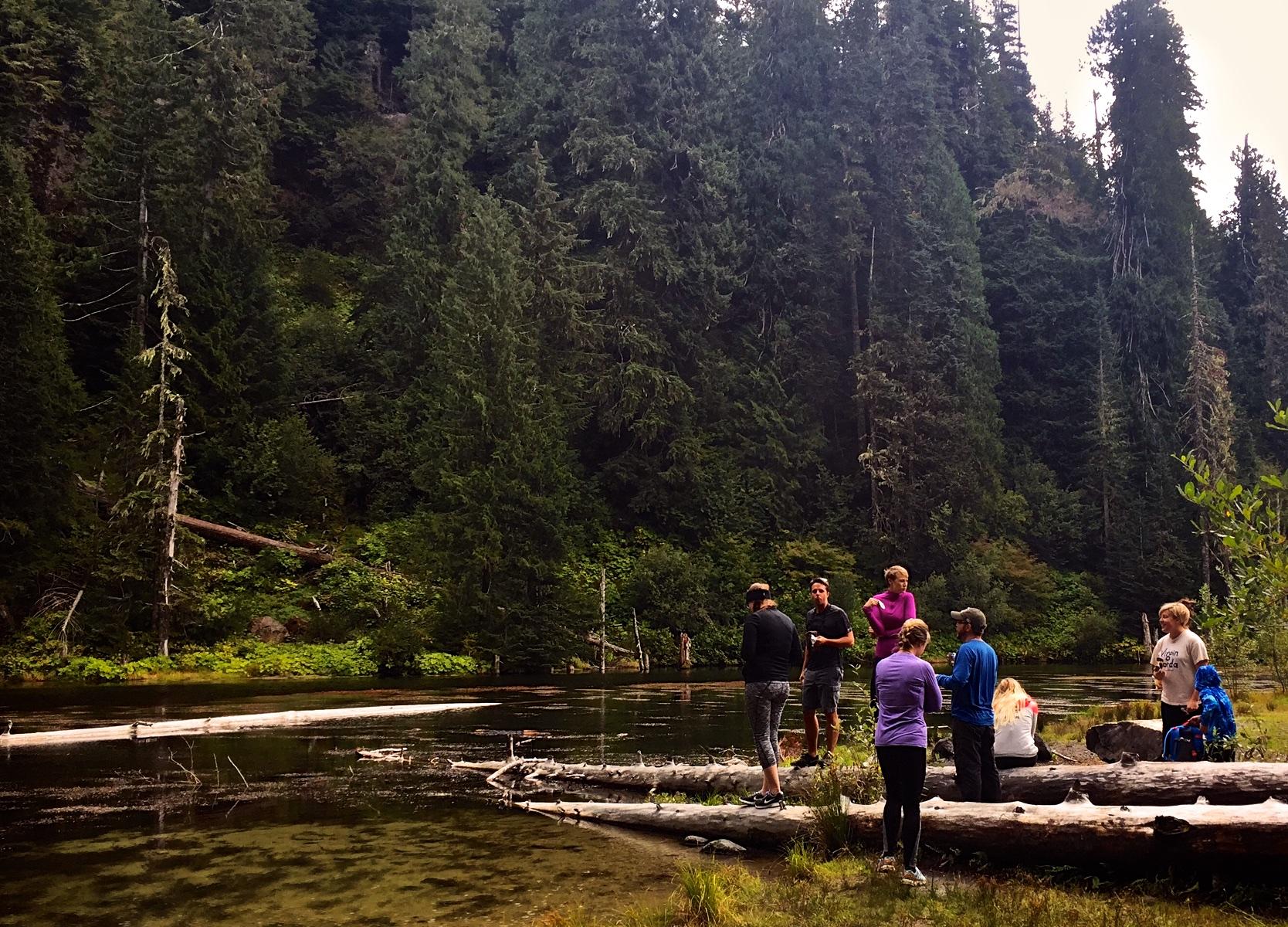 First stop, June Lake.