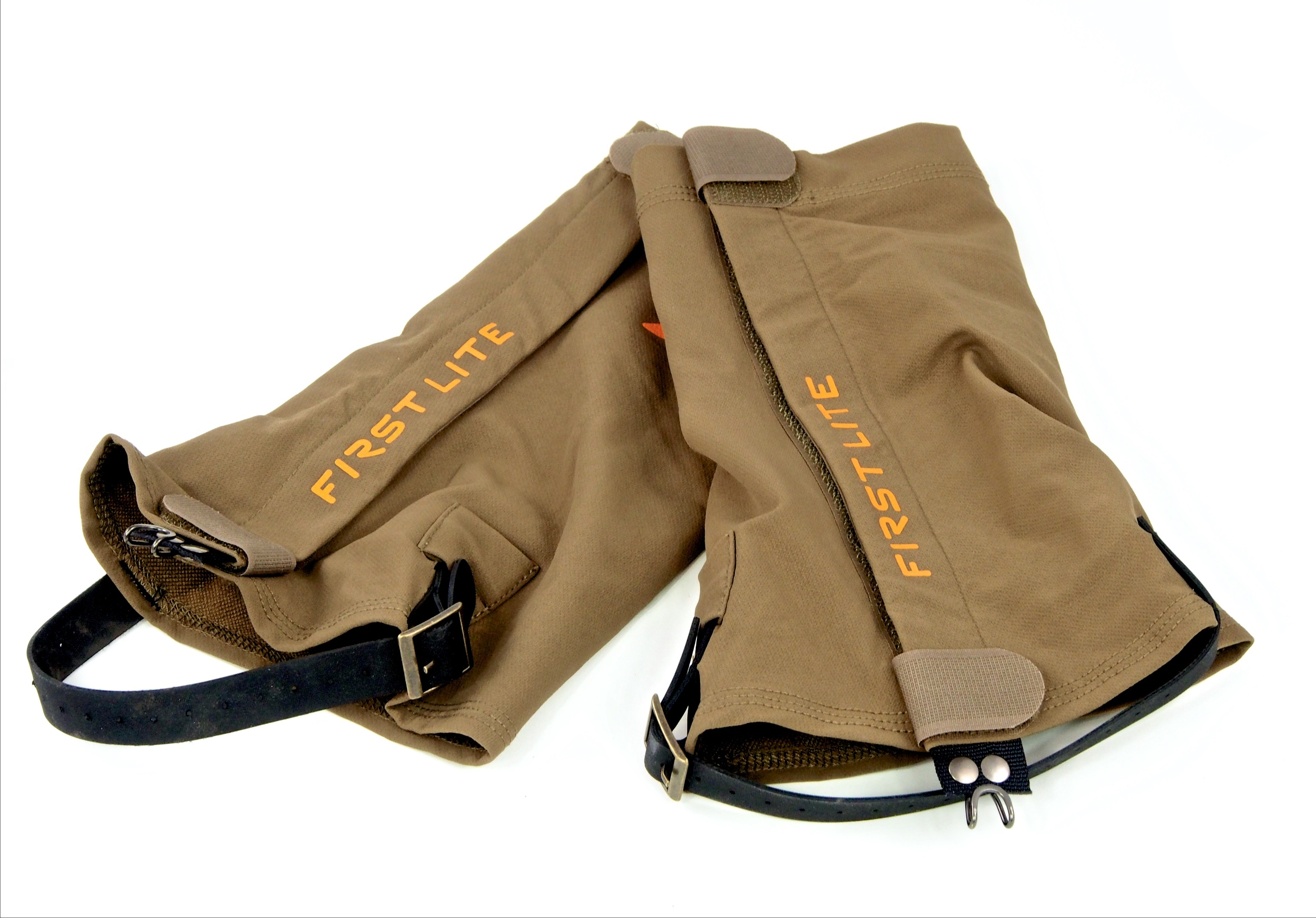 First Light Hunting Gaiters right that line between durability while remaining lightweight.