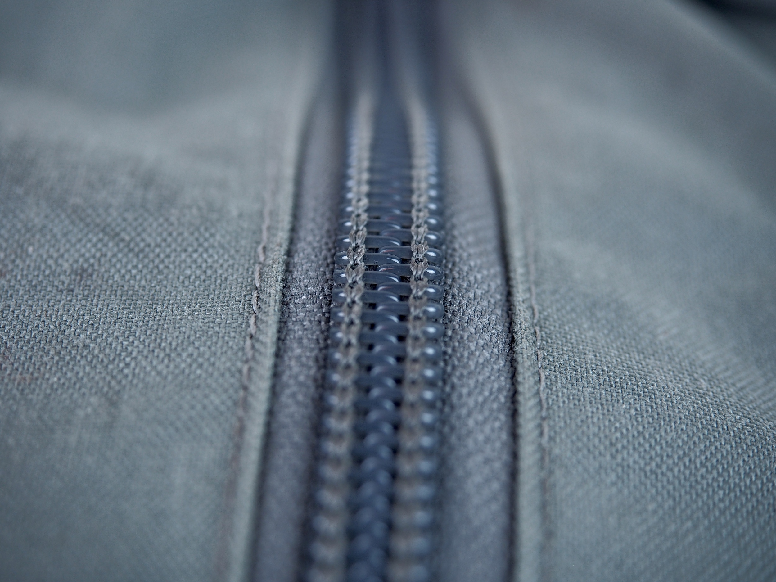 Quality zippers. I hate zippers that stick!