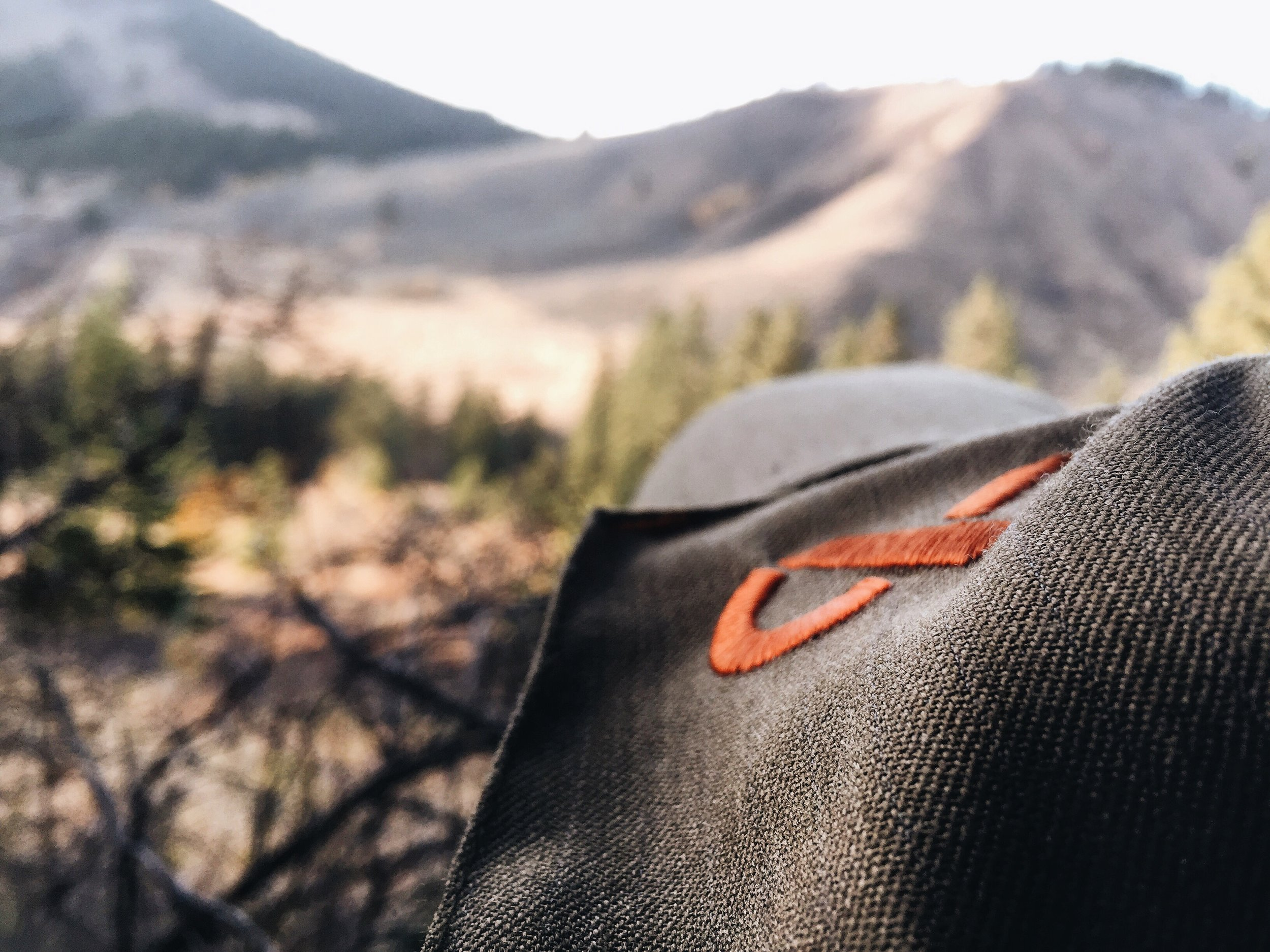 My first outing with the First Lite Kanab pant was during Washington's rifle deer season. Hiking around the hills of Winthrop, WA was a great place to get a feel for how they'd perform.