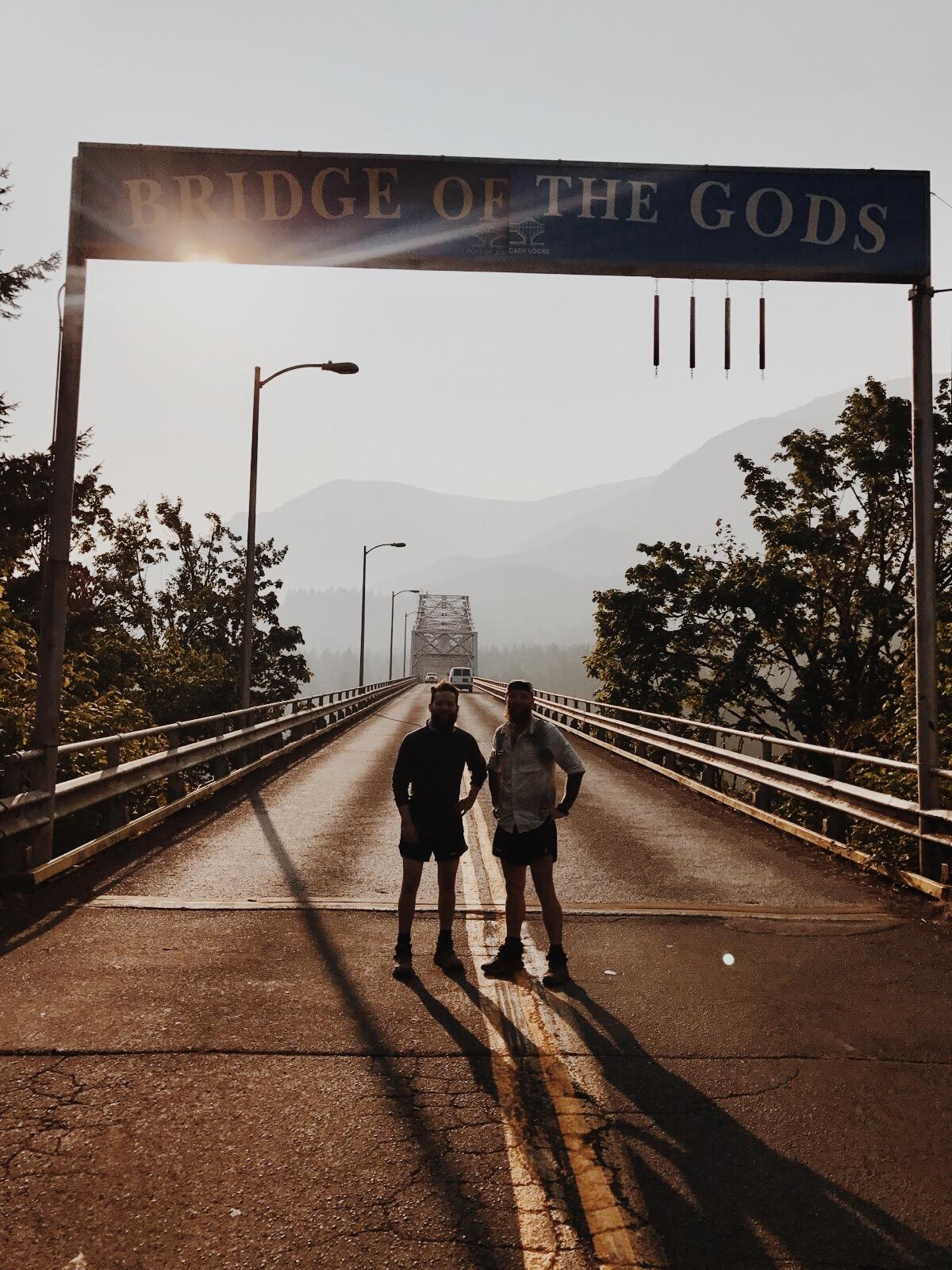 Bridge of the Gods. Finally.
