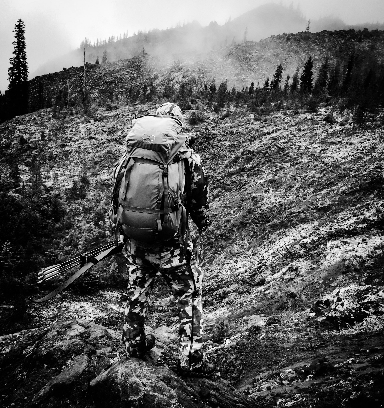 This image was taking from a 2015 elk hunt. I wish I could go through that pack!